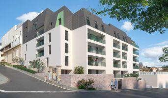 Résidence « Les Balcons Du Rempart » programme immobilier neuf en Loi Pinel à Poitiers