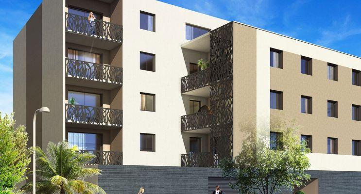 Photo du Résidence « Terra Rossa » programme immobilier neuf à Narbonne