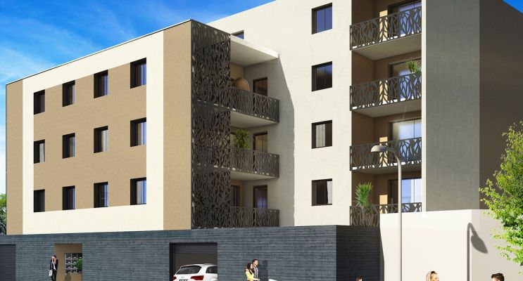 Photo n°2 du Résidence « Terra Rossa » programme immobilier neuf à Narbonne