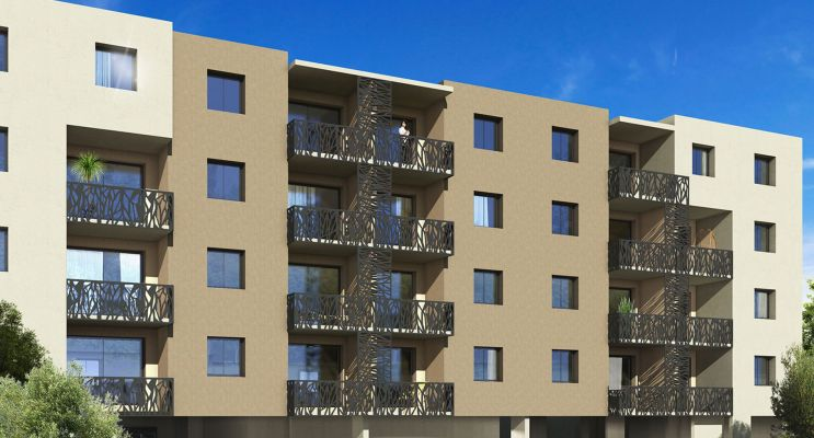 Photo n°3 du Résidence « Terra Rossa » programme immobilier neuf à Narbonne