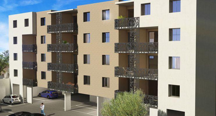 Photo n°4 du Résidence « Terra Rossa » programme immobilier neuf à Narbonne