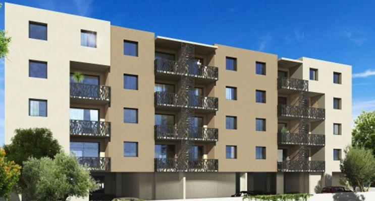 Photo n°5 du Résidence « Terra Rossa » programme immobilier neuf à Narbonne