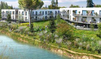 Résidence « Le Mas Saint Louis » programme immobilier neuf en Loi Pinel à Aigues-Mortes
