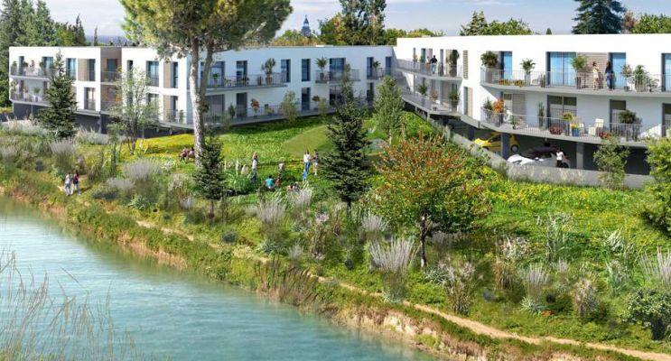 Photo du Résidence « Le Mas Saint Louis » programme immobilier neuf en Loi Pinel à Aigues-Mortes