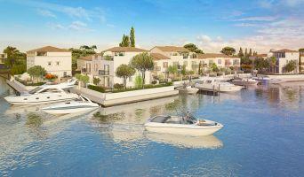 Résidence « Marina Corail » programme immobilier neuf en Loi Pinel à Aigues-Mortes n°1