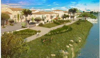 Résidence « Marina Corail » programme immobilier neuf en Loi Pinel à Aigues-Mortes n°2