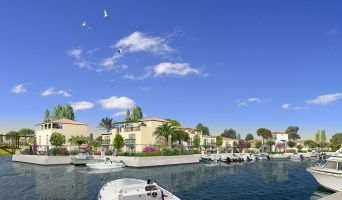 Résidence « Marina Corail » programme immobilier neuf en Loi Pinel à Aigues-Mortes n°3