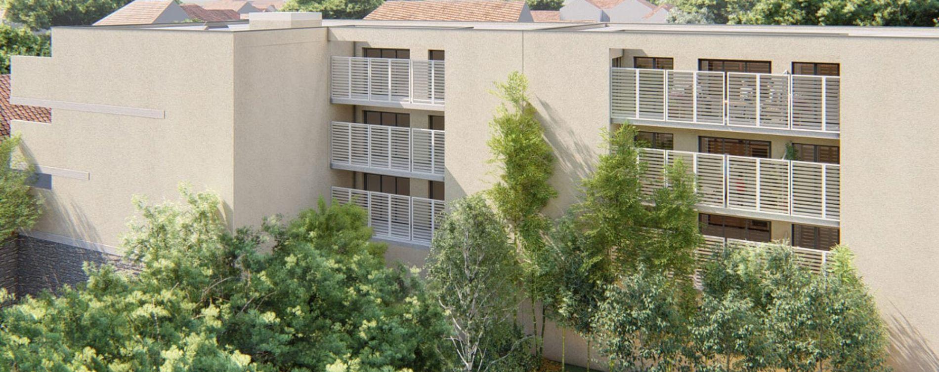 Aimargues : programme immobilier neuve « Le Clos Marcelin » en Loi Pinel (4)
