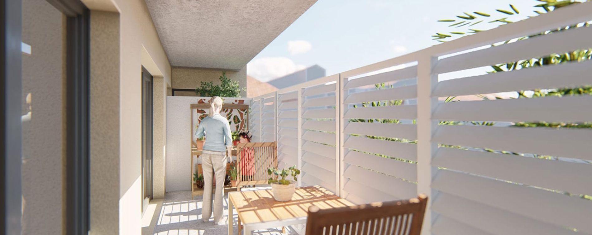 Aimargues : programme immobilier neuve « Le Clos Marcelin » en Loi Pinel (5)