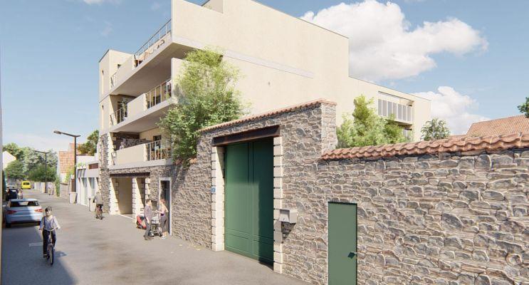 Aimargues : programme immobilier neuf « Le Clos Marcelin » en Loi Pinel