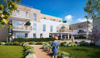 Résidence « Coeur Gard'N » programme immobilier neuf en Loi Pinel à Garons n°1