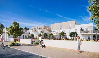 Résidence « Coeur Gard'N » programme immobilier neuf en Loi Pinel à Garons n°2