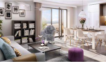 Résidence « Coeur Gard'N » programme immobilier neuf en Loi Pinel à Garons n°3