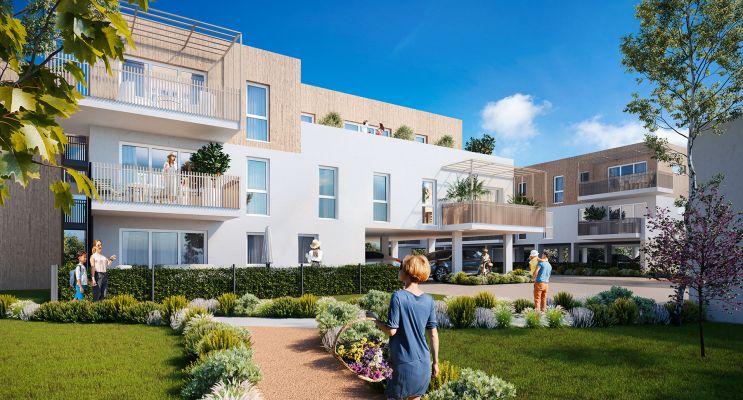 Photo du Résidence « Coeur Gard'n » programme immobilier neuf en Loi Pinel à Garons