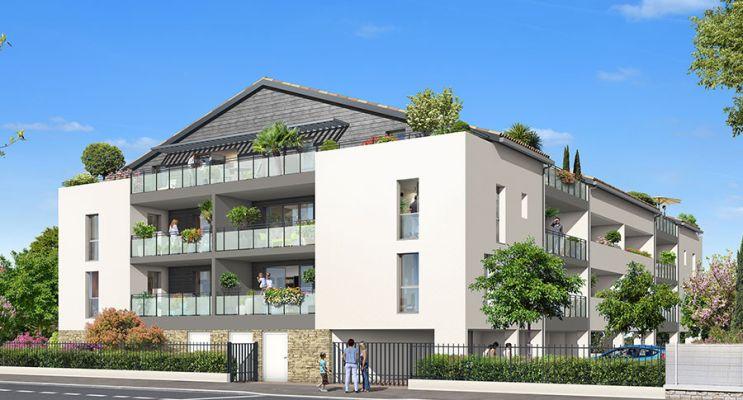 Résidence « Coeur Marin » programme immobilier neuf en Loi Pinel à Le Grau-du-Roi n°1