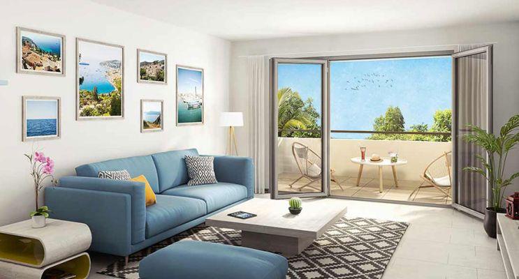 Résidence « Coeur Marin » programme immobilier neuf en Loi Pinel à Le Grau-du-Roi n°2