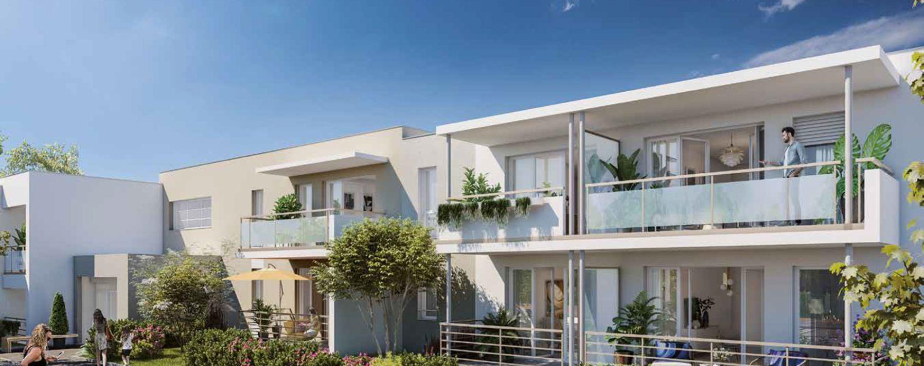 Les Angles : programme immobilier neuve « Ter Natura »