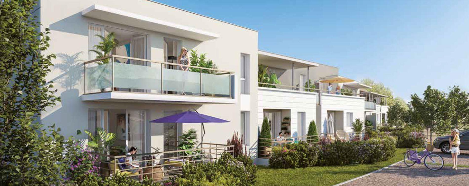Les Angles : programme immobilier neuve « Ter Natura » (2)