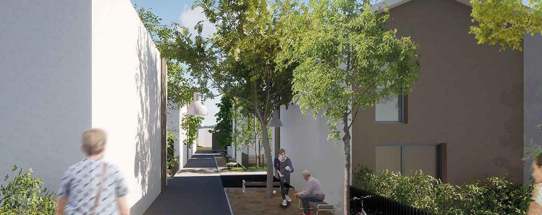 Marguerittes : programme immobilier neuve « Domaine Princesse » en Loi Pinel (2)