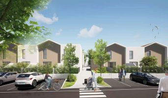 Marguerittes programme immobilier neuf « Domaine Princesse