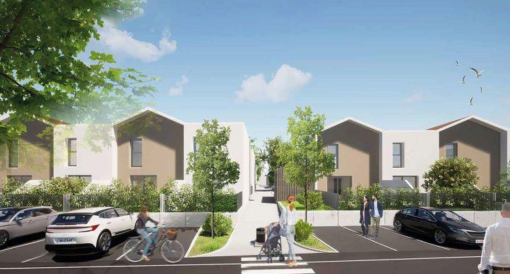 Photo du Résidence « Domaine Princesse » programme immobilier neuf en Loi Pinel à Marguerittes