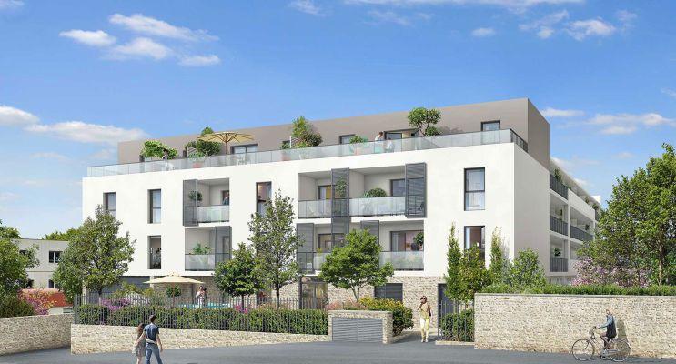Nîmes : programme immobilier neuf « Anagia » en Loi Pinel