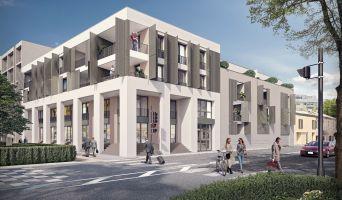 Nîmes : programme immobilier neuf « Carré Jean Jaurès » en Loi Pinel