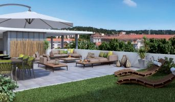 Photo n°1 du Résidence « Carré Palascio » programme immobilier neuf en Loi Pinel à Nîmes