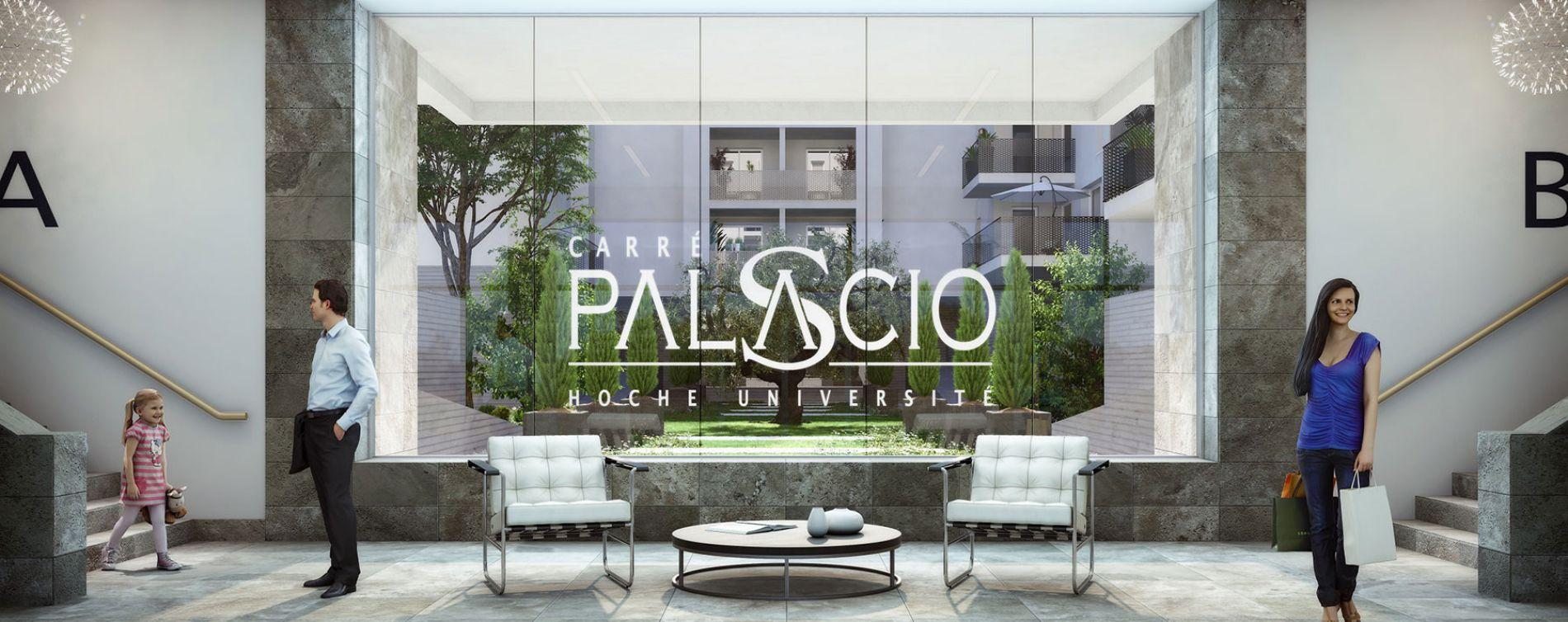 Résidence Carré Palascio à Nîmes