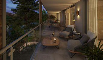 Nîmes : programme immobilier neuf « Domaine de la Pinède » en Loi Pinel