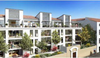 Nîmes : programme immobilier neuf « Écrin des Arts » en Loi Pinel
