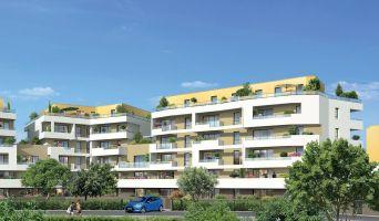 Nîmes programme immobilier neuve « Erasme 2 » en Loi Pinel  (2)