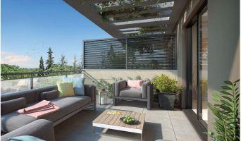 Nîmes programme immobilier neuve « Erasme 2 » en Loi Pinel  (3)