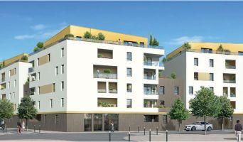 Photo n°2 du Résidence « Erasme » programme immobilier neuf en Loi Pinel à Nîmes