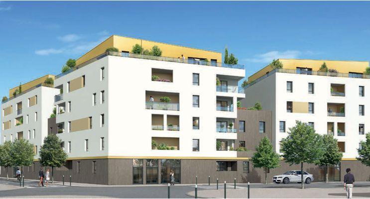 Résidence « Erasme » programme immobilier neuf en Loi Pinel à Nîmes n°2