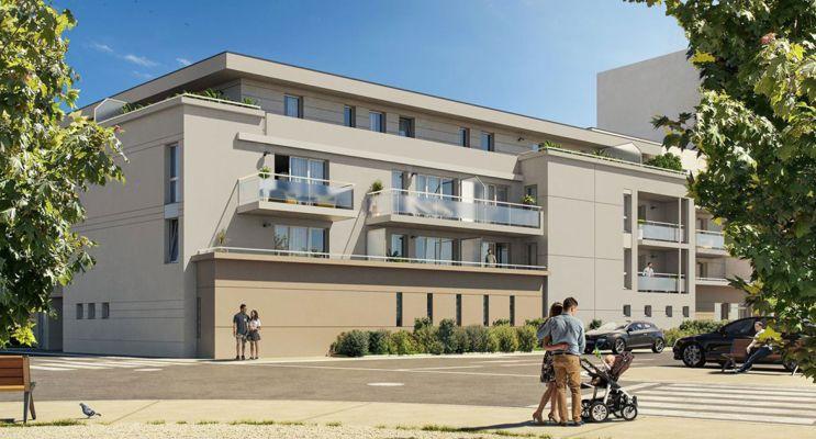Photo du Résidence « Évasion » programme immobilier neuf en Loi Pinel à Nîmes