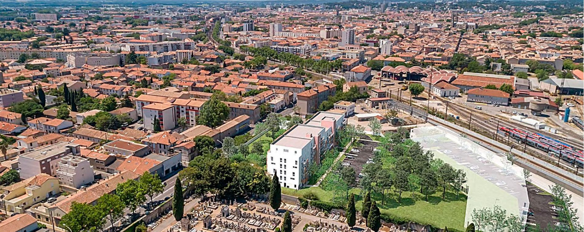 Résidence L'Atrium à Nîmes