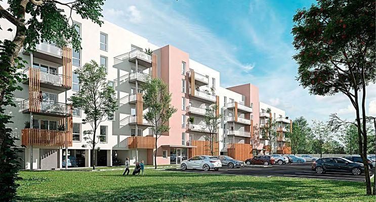 Photo du Résidence « L'Atrium » programme immobilier neuf en Loi Pinel à Nîmes