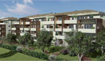 Photo du Résidence « Le Clos des Iris » programme immobilier neuf en Loi Pinel à Nîmes