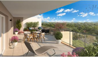 Photo du Résidence « Les Hauts de Védelin » programme immobilier neuf en Loi Pinel à Nîmes