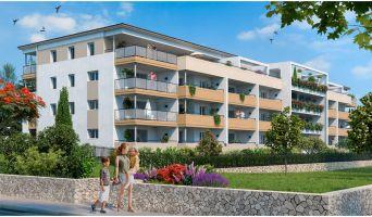 Résidence « Les Hauts De Védelin » programme immobilier neuf en Loi Pinel à Nîmes n°2
