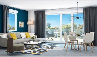 Résidence « Les Hauts De Védelin » programme immobilier neuf en Loi Pinel à Nîmes n°4