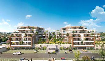 Photo du Résidence « Les Jardins de la Moneda » programme immobilier neuf en Loi Pinel à Nîmes