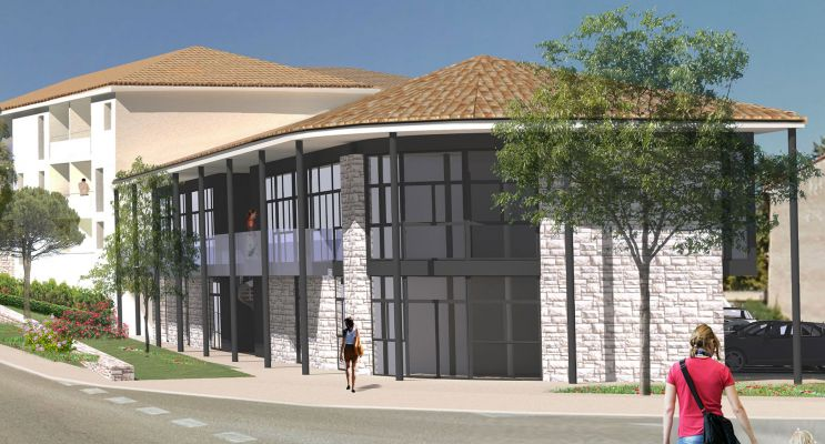 Photo n°1 du Résidence « Résidence Piè-Can » programme immobilier neuf à Quissac