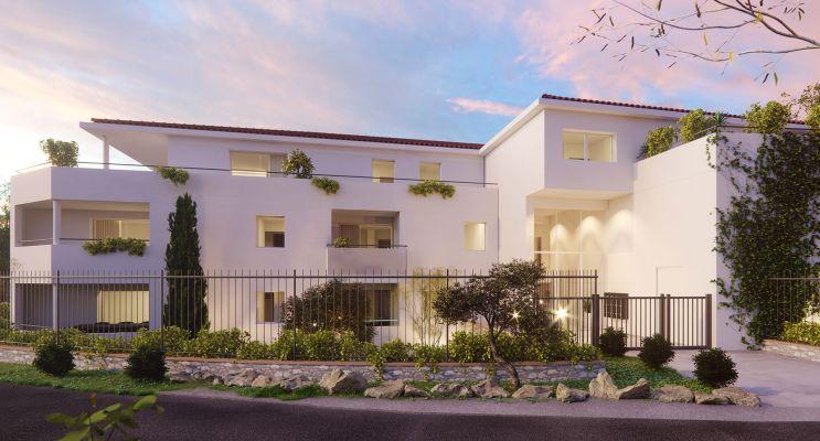 Photo n°2 du Résidence « Résidence Piè-Can » programme immobilier neuf à Quissac