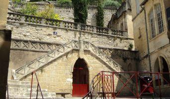 Résidence « L'Hôtel Des Oliviers » programme immobilier à rénover en Monument Historique à Sommières n°1