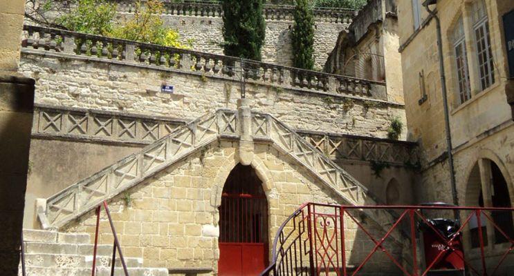 Photo du Résidence « L'Hôtel des Oliviers » programme immobilier à rénover en Monument Historique à Sommières