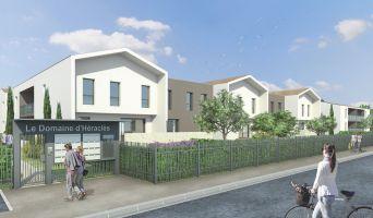 Résidence « Le Domaine D'Héraclès » programme immobilier neuf en Loi Pinel à Vergèze n°2