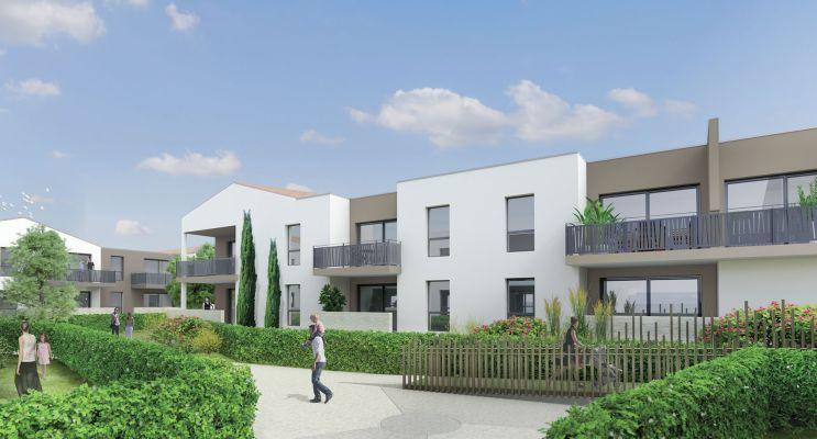 Photo du Résidence « Le Domaine D'Héraclès » programme immobilier neuf en Loi Pinel à Vergèze