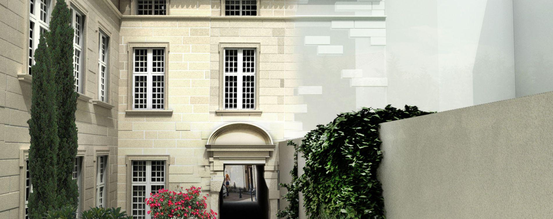 Résidence 45 Rue de la République à Villeneuve-lès-Avignon